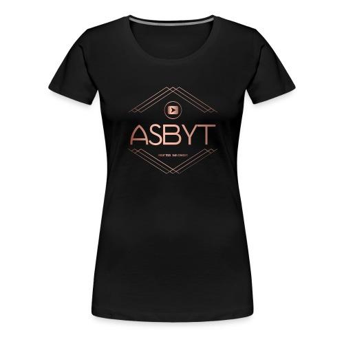 ASBYT NEW MERCH - Women's Premium T-Shirt