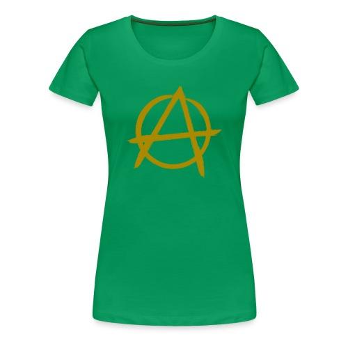 Anarchy - Women's Premium T-Shirt