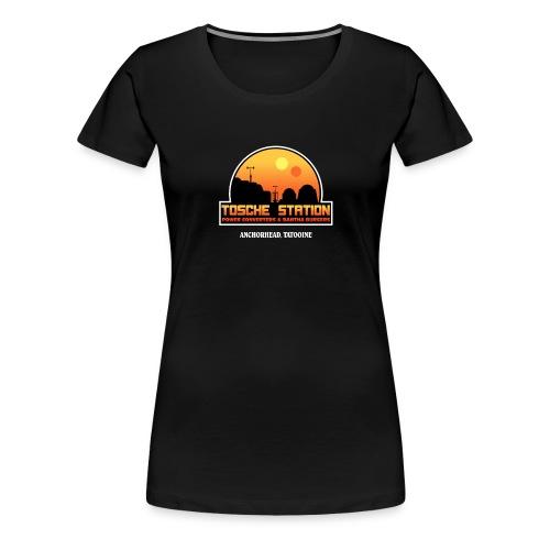 Tosche Station merch - Women's Premium T-Shirt