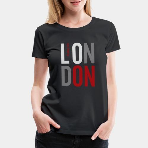 london england great britain - Women's Premium T-Shirt