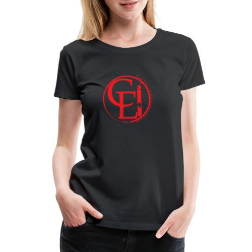 The Cigar Experience Branded Merch - Women's Premium T-Shirt
