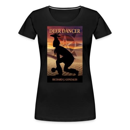 Deer Dancer - Women's Premium T-Shirt