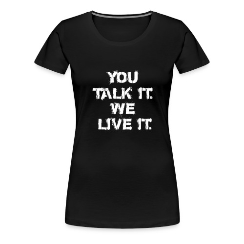 TSD png - Women's Premium T-Shirt