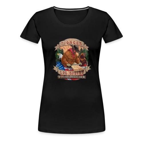 PLS-LOGO_2 - Women's Premium T-Shirt