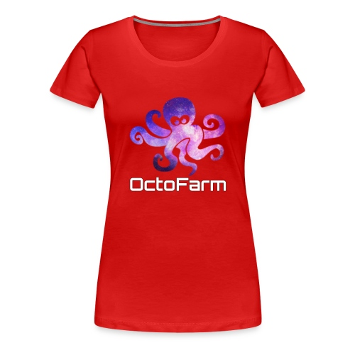 Logo text - Women's Premium T-Shirt