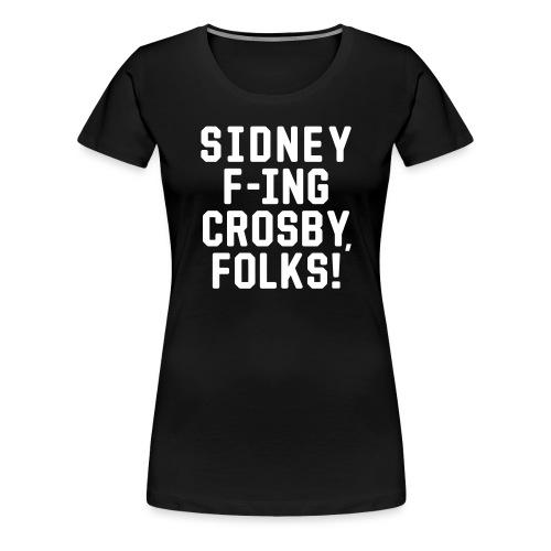 Folks! - Women's Premium T-Shirt