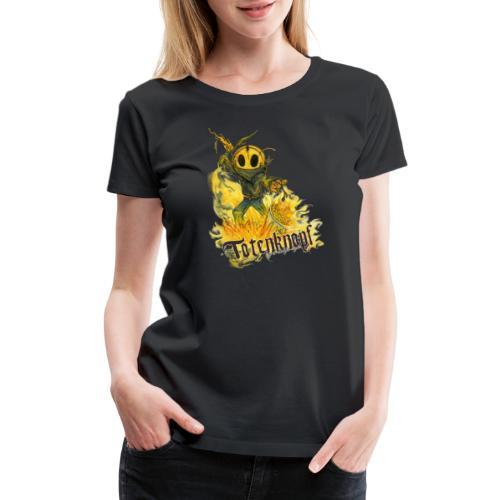 Totenknopf autonom - Women's Premium T-Shirt