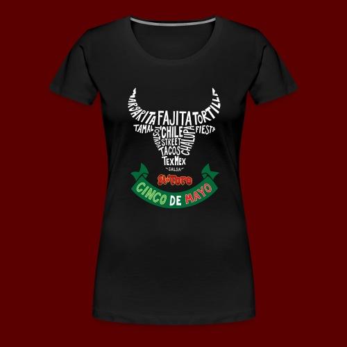 Cinco De Mayo 2017 - Women's Premium T-Shirt