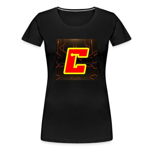 CameronGames99 Logo - Women's Premium T-Shirt