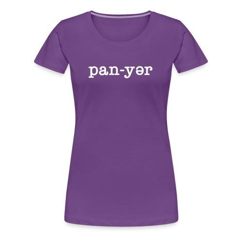 panyer - Women's Premium T-Shirt