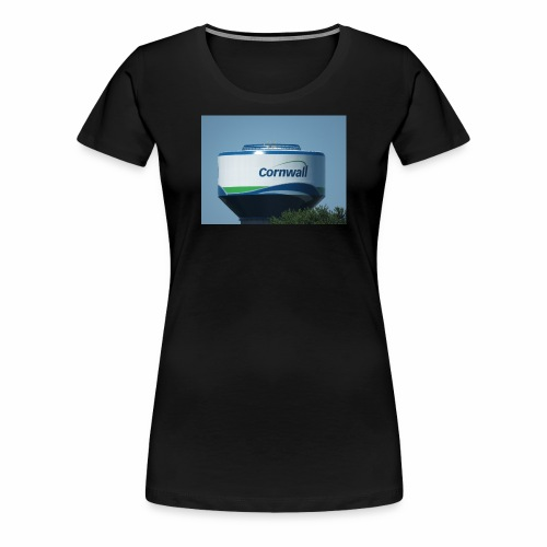 The Cornwall Water Tower Collection - Women's Premium T-Shirt