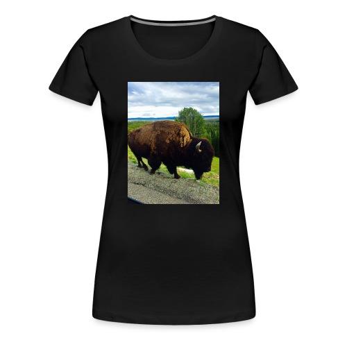 Loner - Women's Premium T-Shirt
