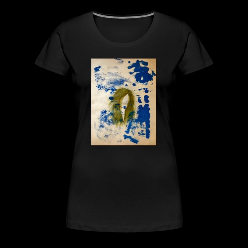 I dance with her ghost. - Women's Premium T-Shirt