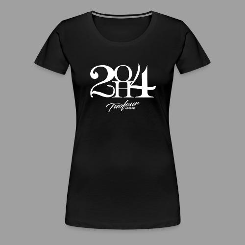 2OH4 - Women's Premium T-Shirt