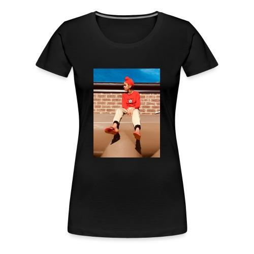 Flamin_Danger - Women's Premium T-Shirt