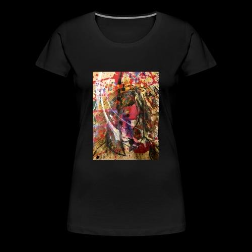 Her Imprint - Women's Premium T-Shirt