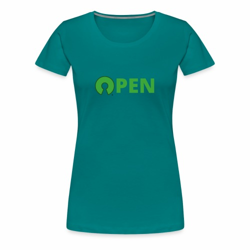OSI OPEN - Women's Premium T-Shirt