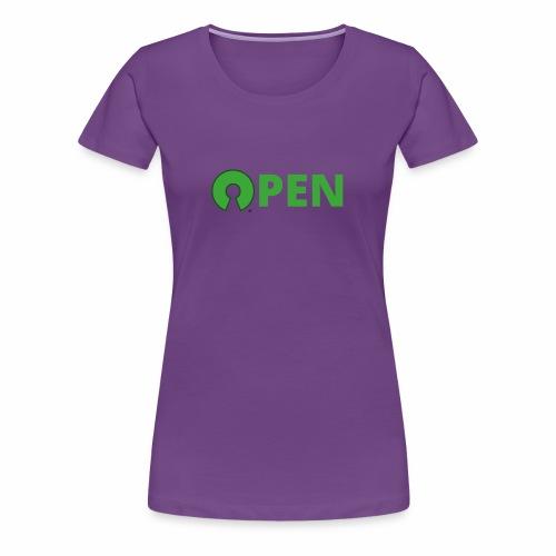 OSI OPEN - Women's Premium T-Shirt