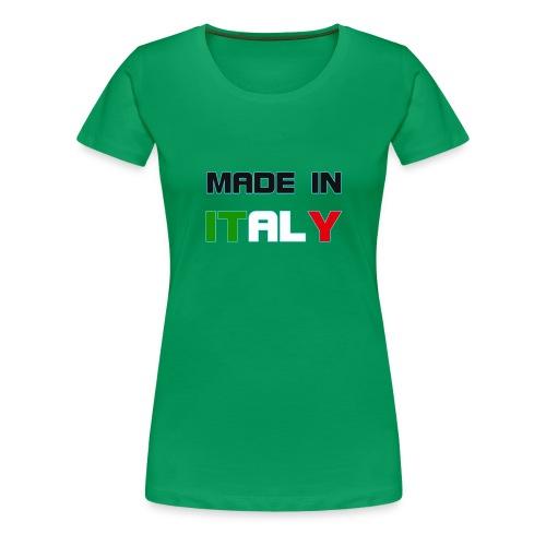 Made in Italy - Women's Premium T-Shirt
