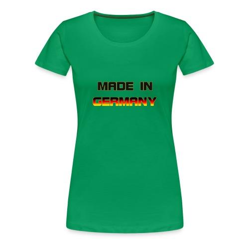 Made in Germany - Women's Premium T-Shirt