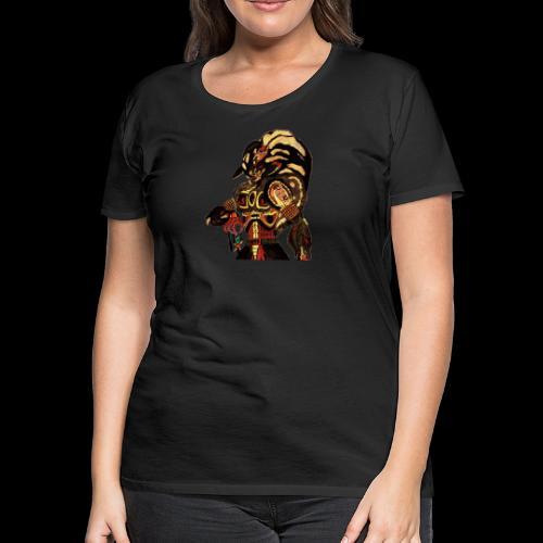 Prince of Bitches, Beastmaster Mun-Da Portrait - Women's Premium T-Shirt