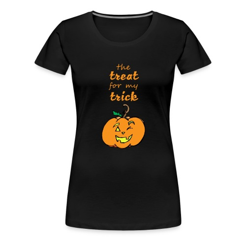 Trick or Treat Maternity - Women's Premium T-Shirt