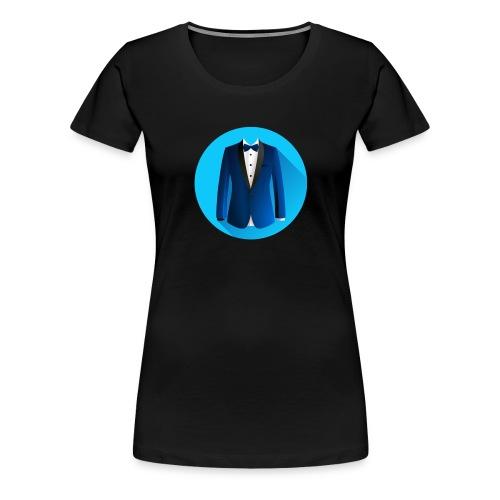 5DF85967 84FF 4487 B0BC D87349E7AD24 - Women's Premium T-Shirt