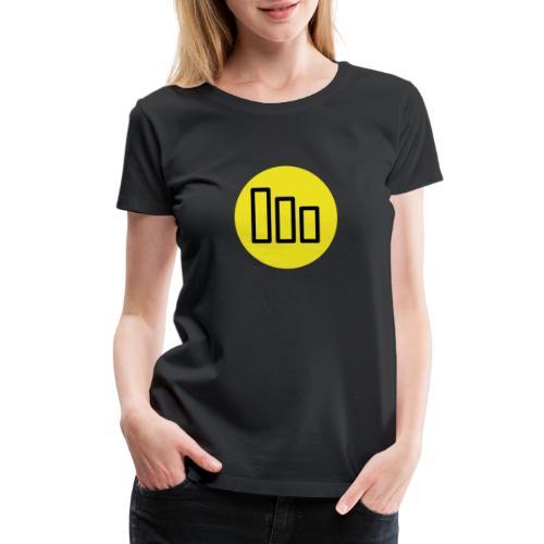 Cryptolytix Logo - Women's Premium T-Shirt