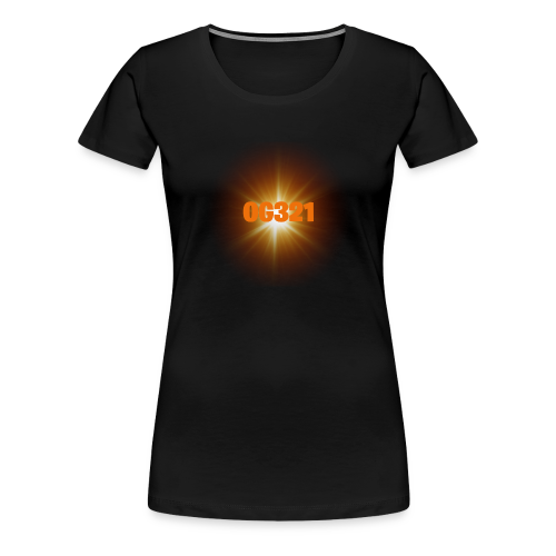 Main YouTube Channel Logo - Women's Premium T-Shirt