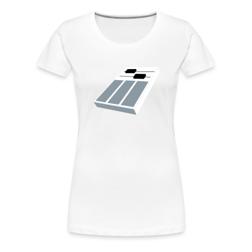 WebSynths Logo - Women's Premium T-Shirt