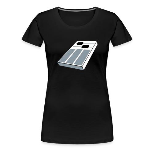 WebSynths Logo - Women's Premium T-Shirt