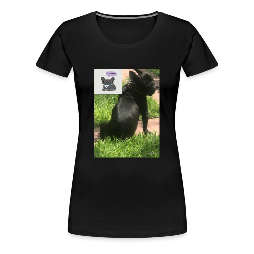 french bulldog - Women's Premium T-Shirt