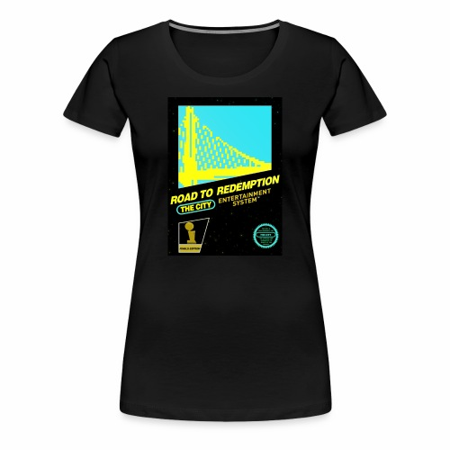Road to Redemption - Women's Premium T-Shirt