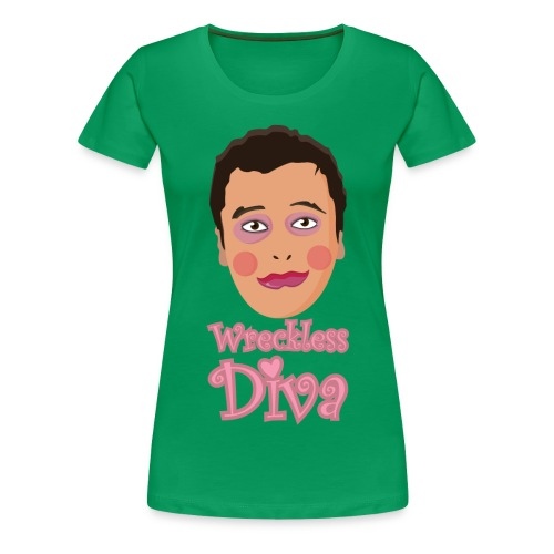 diva final - Women's Premium T-Shirt