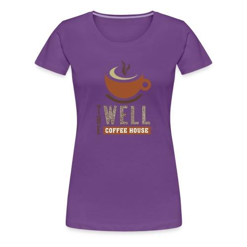 TWCH Verse Color - Women's Premium T-Shirt