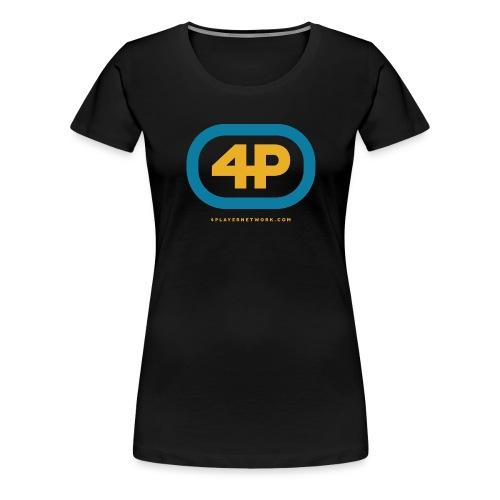 Retro Logo Alt - Women's Premium T-Shirt