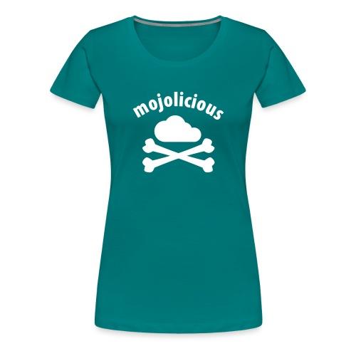 New Pirate Cloud - Women's Premium T-Shirt