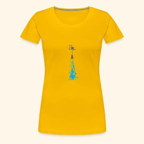 Gun Splash - Women's Premium T-Shirt