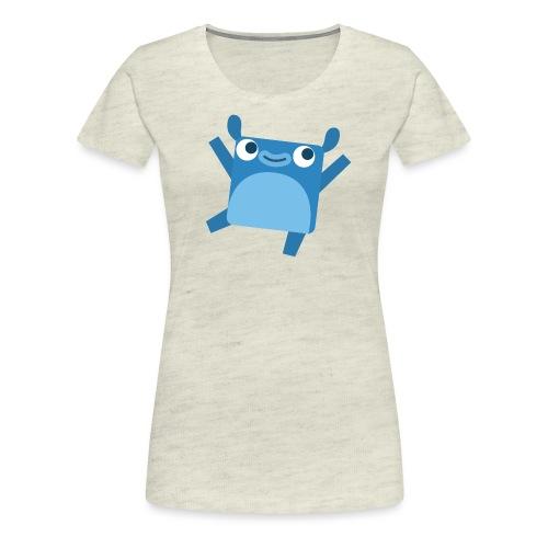 Little Blue Gear - Women's Premium T-Shirt