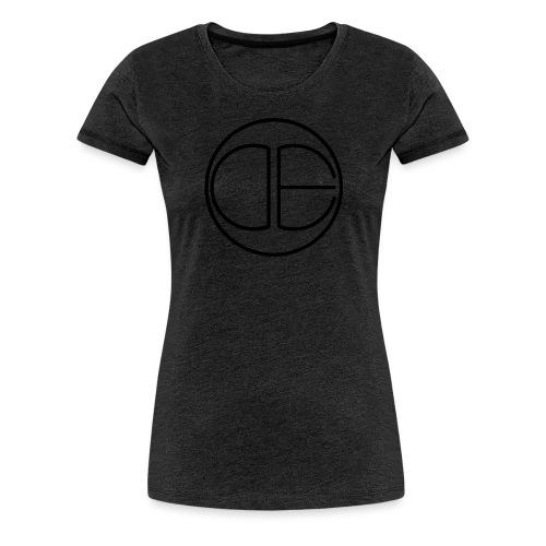 DE Logo - Women's Premium T-Shirt
