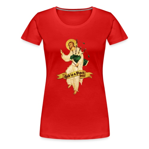 1148830 15366591 jesus 200 orig 1 - Women's Premium T-Shirt