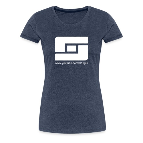 Tshirt White png - Women's Premium T-Shirt