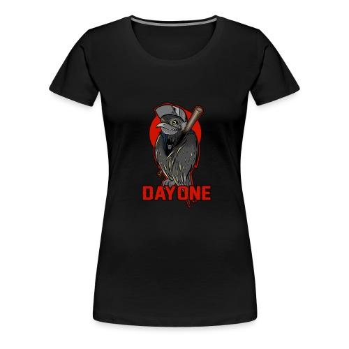 d15 - Women's Premium T-Shirt