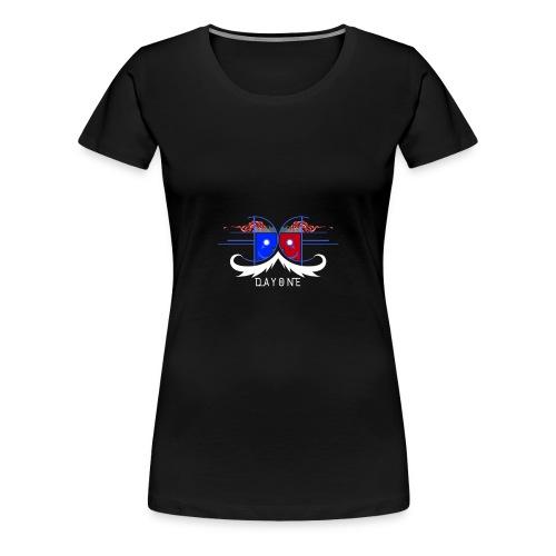 d19 - Women's Premium T-Shirt