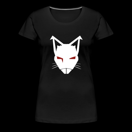 RatCrusher (WHITE) - Women's Premium T-Shirt