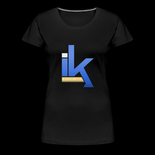 iKronic eSport Blue - Women's Premium T-Shirt