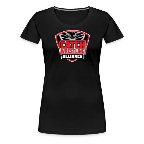 Catch Wrestling Alliance OG Logo - Women's Premium T-Shirt