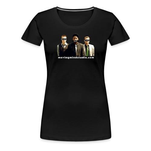 SuitShirt png - Women's Premium T-Shirt