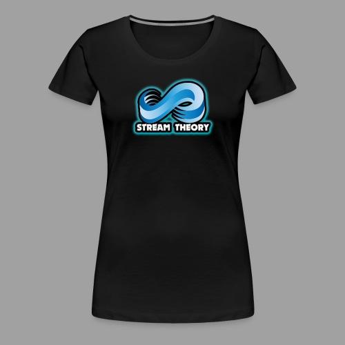 Stream Theory - Women's Premium T-Shirt