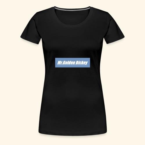 Golden Merch - Women's Premium T-Shirt